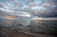 Lake Huron Autumn Evening